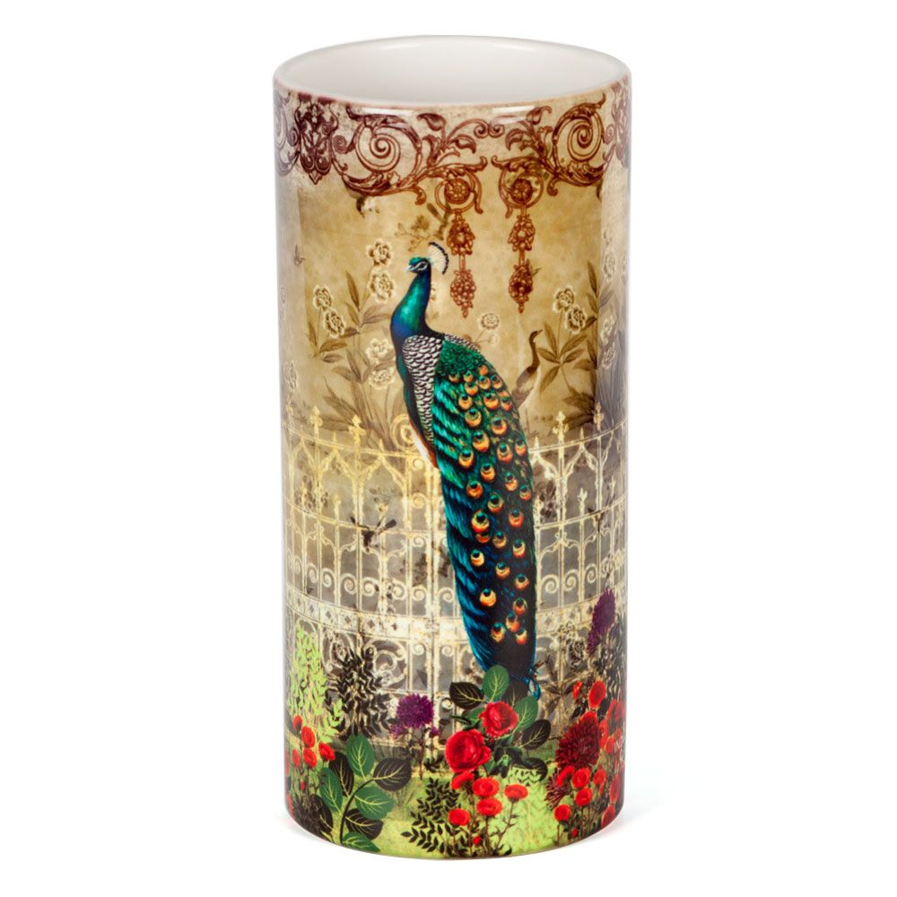 Song of the Peacock Vase
