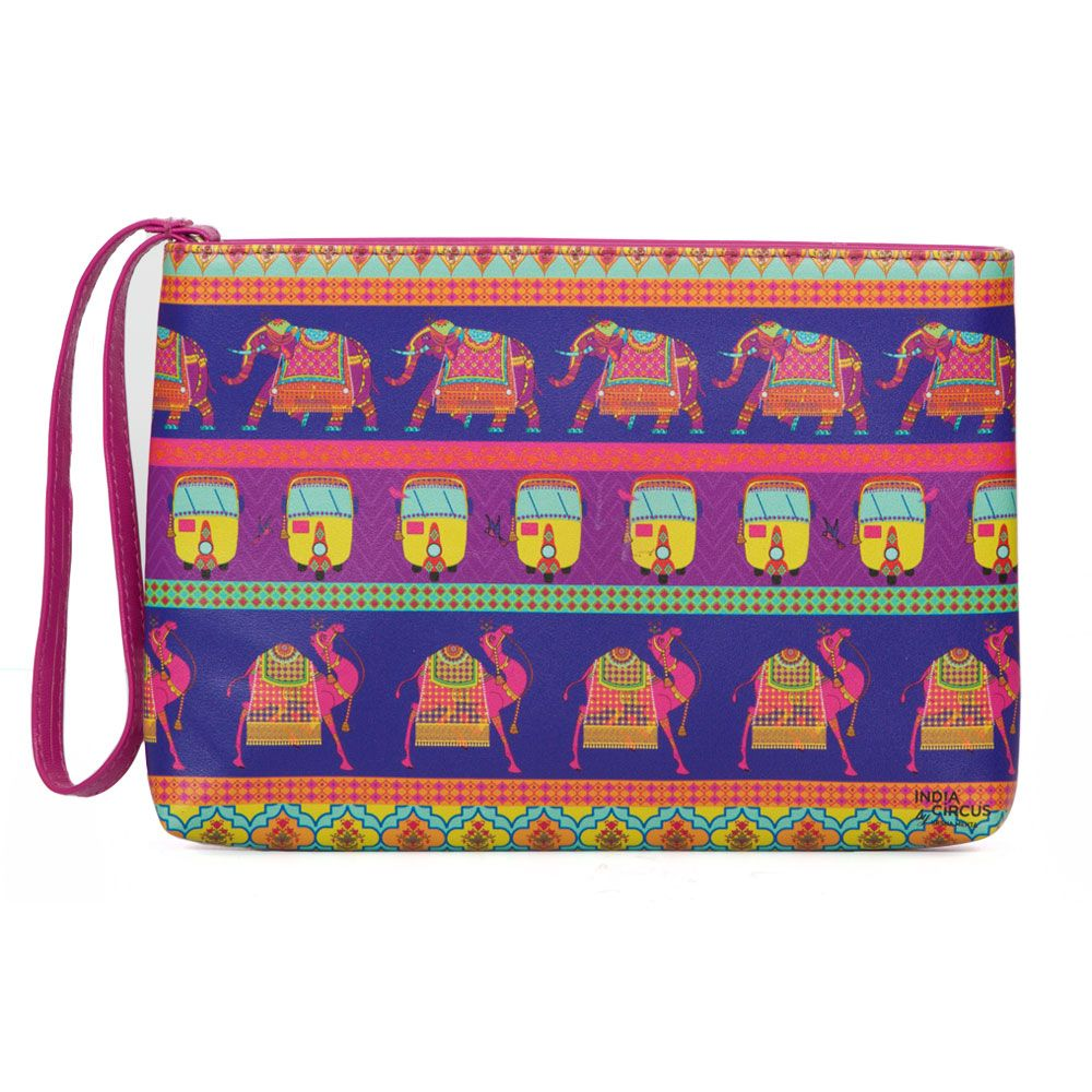Royal Animals Utility Pouch