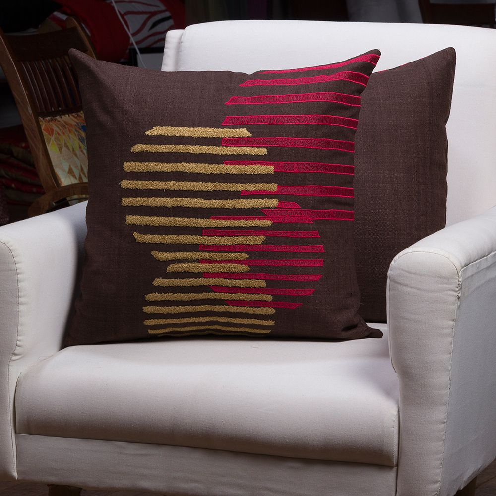 Shine of Glory Cushion cover