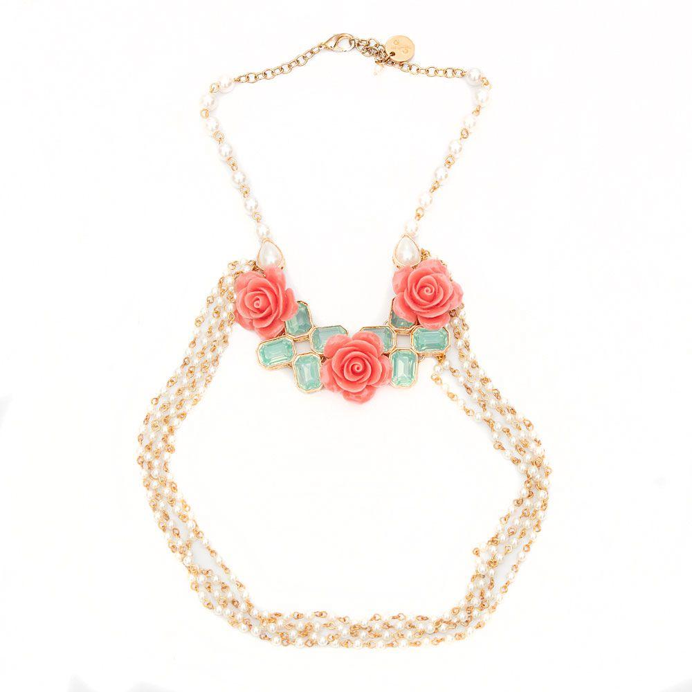 Floral Wonder Necklace