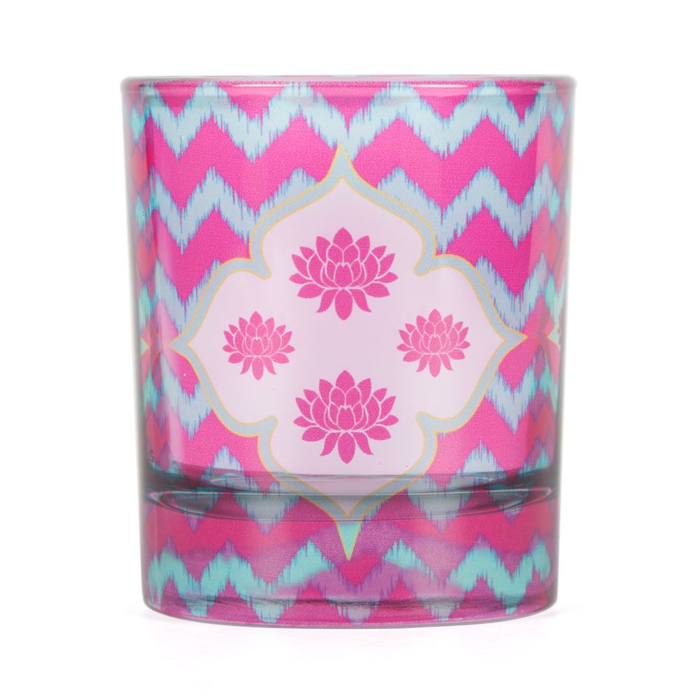 Chevron Fusion Old Fashioned Tumbler