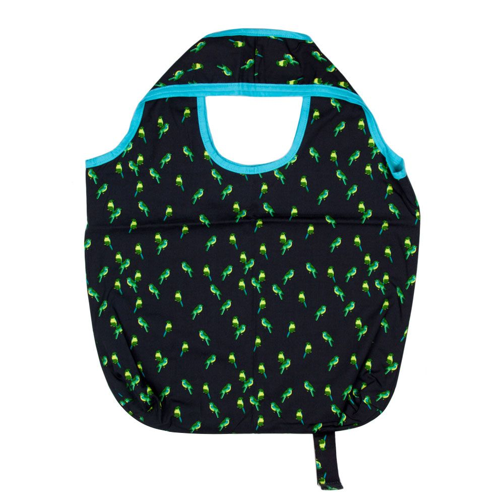 Bird Rhymes Tote Bag