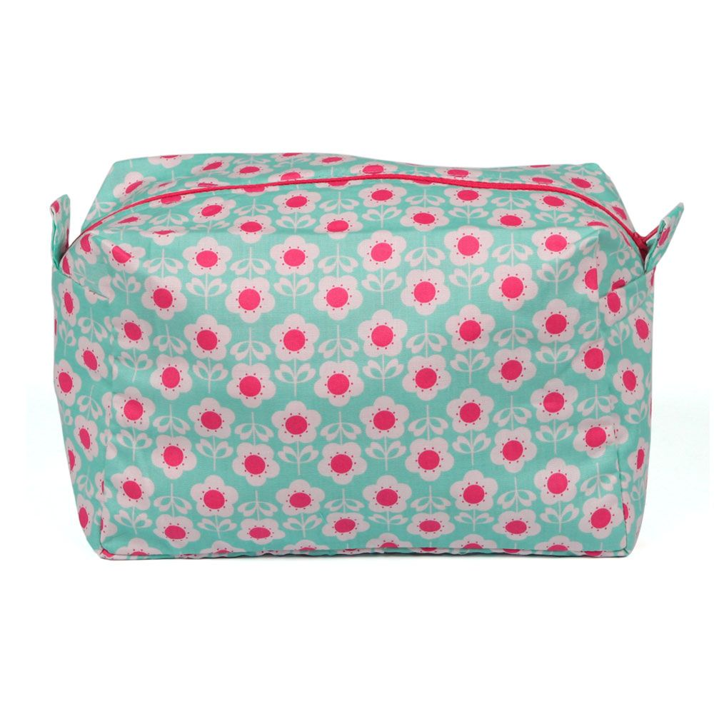 Flower Power Toiletry Bag