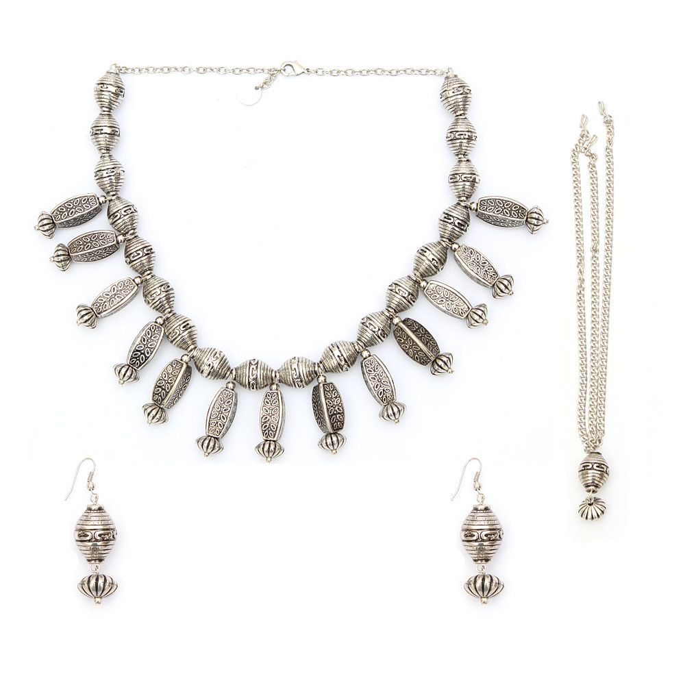 Sterling Wonder Necklace and Earring set