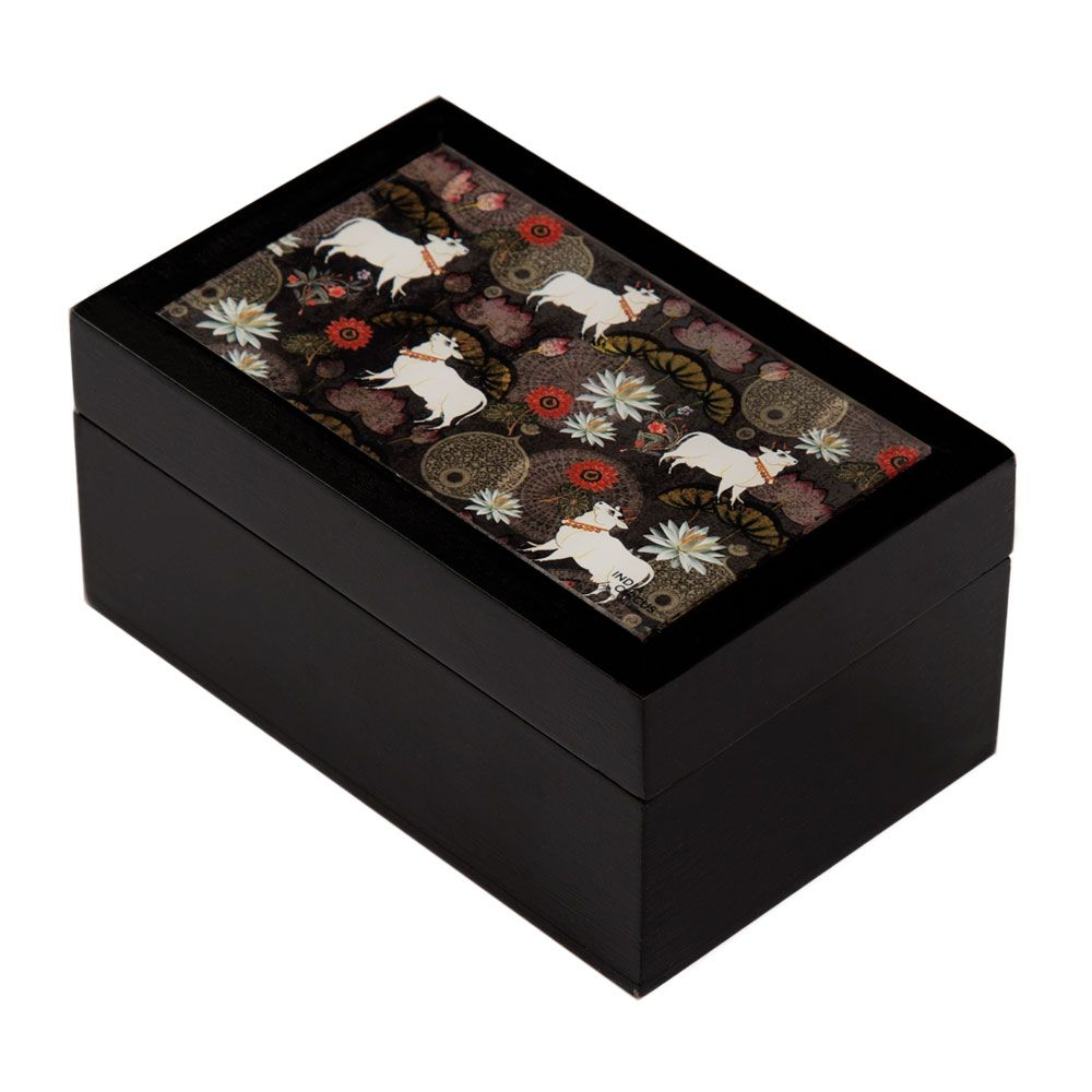 Dance of Rasa Small Storage Box