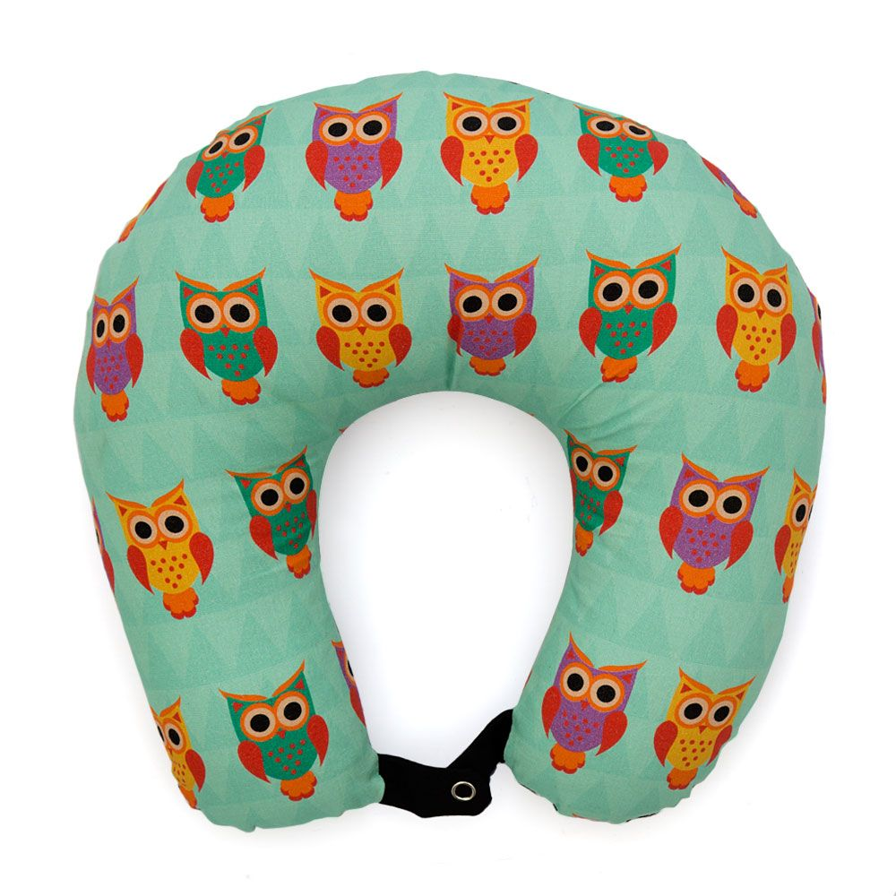 Disco Hedwig Neck Pillow
