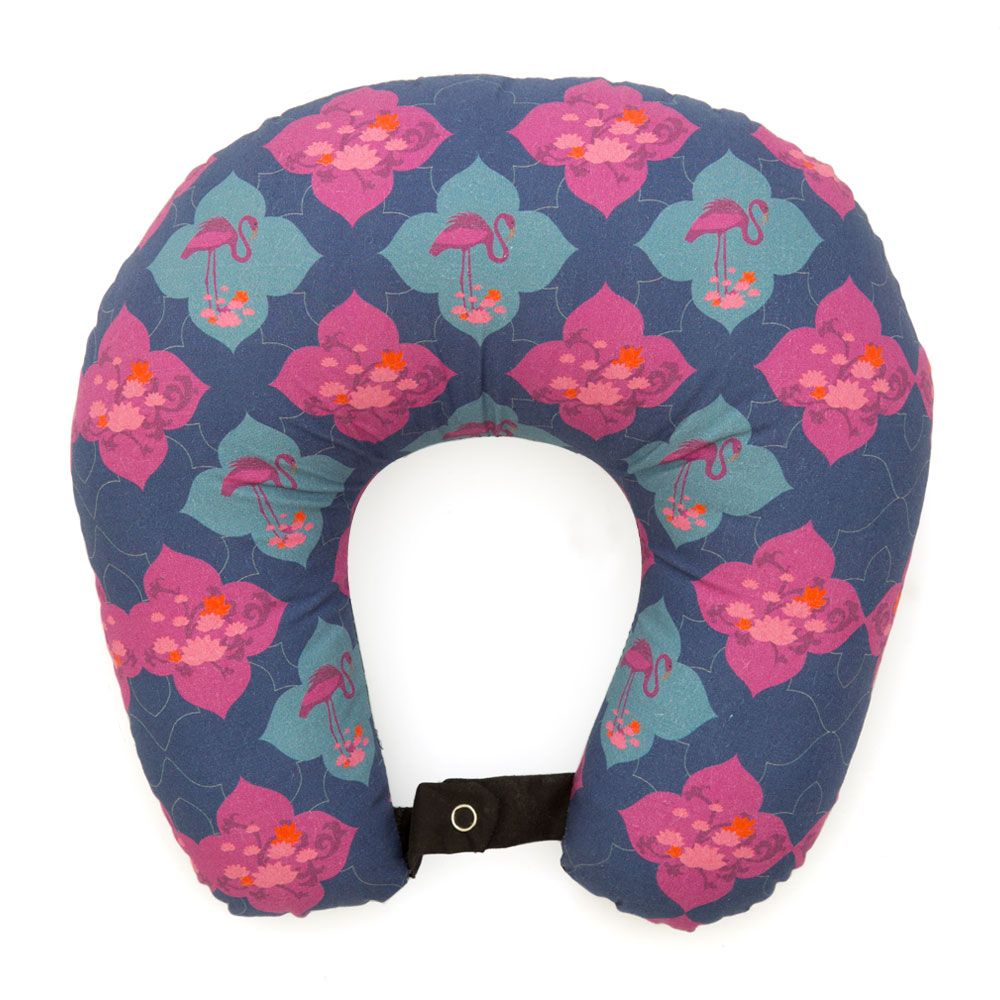 Craving Fuschia Neck Pillow