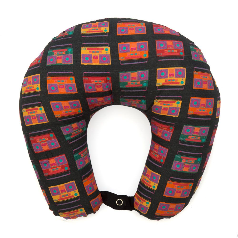 Box of Memories Neck Pillow
