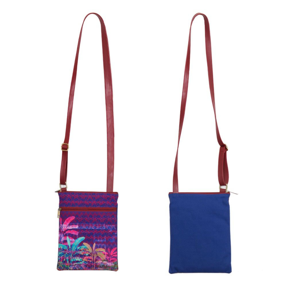 Neon Paradise Sling Bag