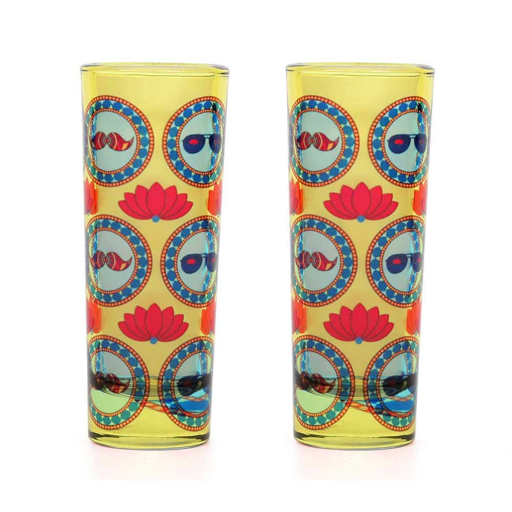 C'est La Vie Shot Glasses (Set of 2)