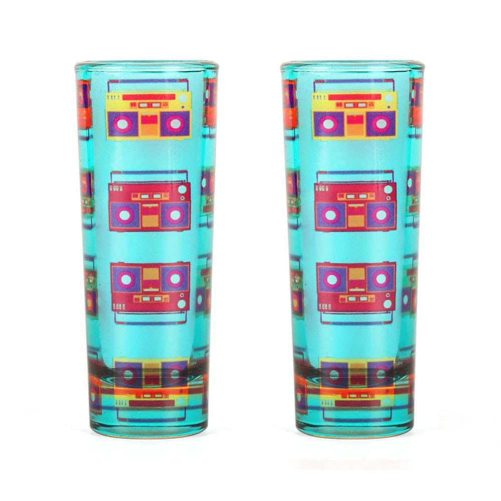 Box of Memories Shot Glasses (Set of 2)
