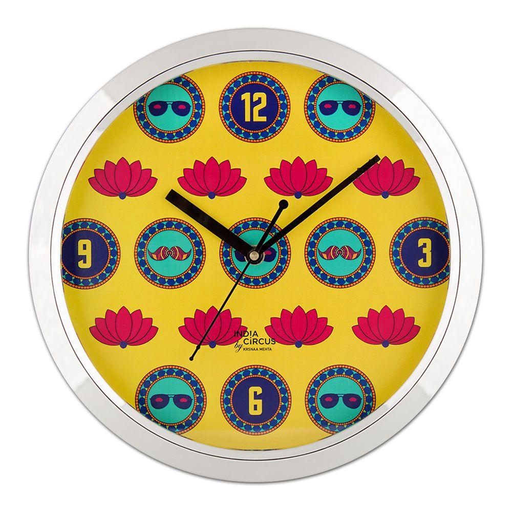 C'est La Vie Wall Clock