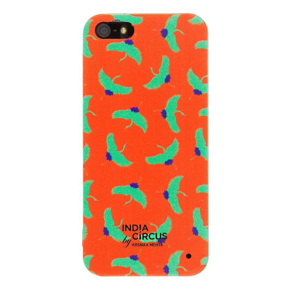 Coral Wings iPhone 5/5s Cover