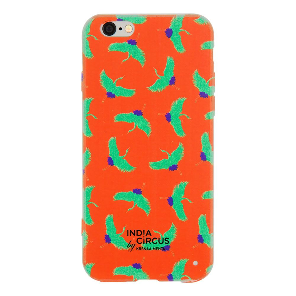 Coral Wings iPhone 6 Cover