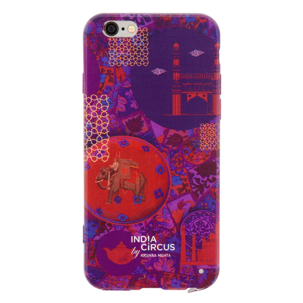 Violet Fusion iPhone 6 Cover