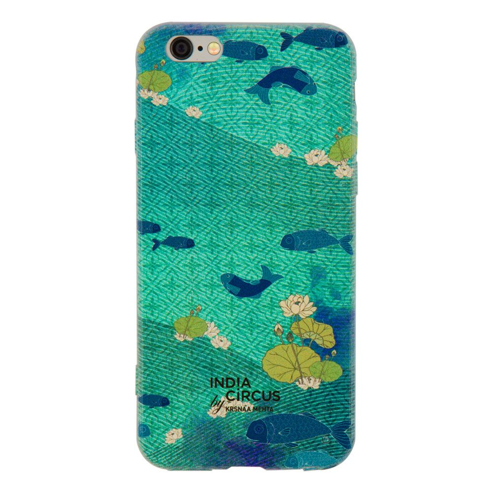 Oasis of Koi iPhone 6 Cover