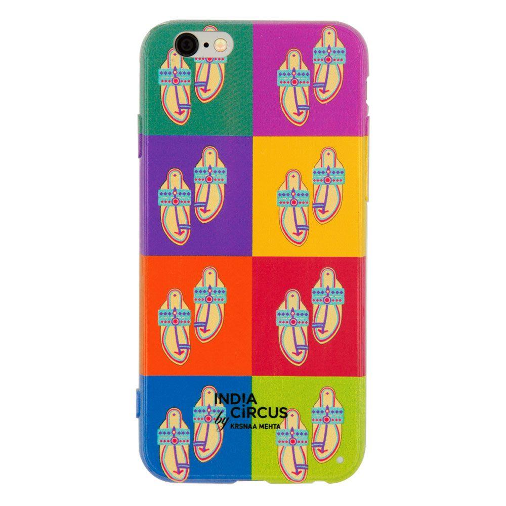 Toe-tal Funk iPhone 6 Cover