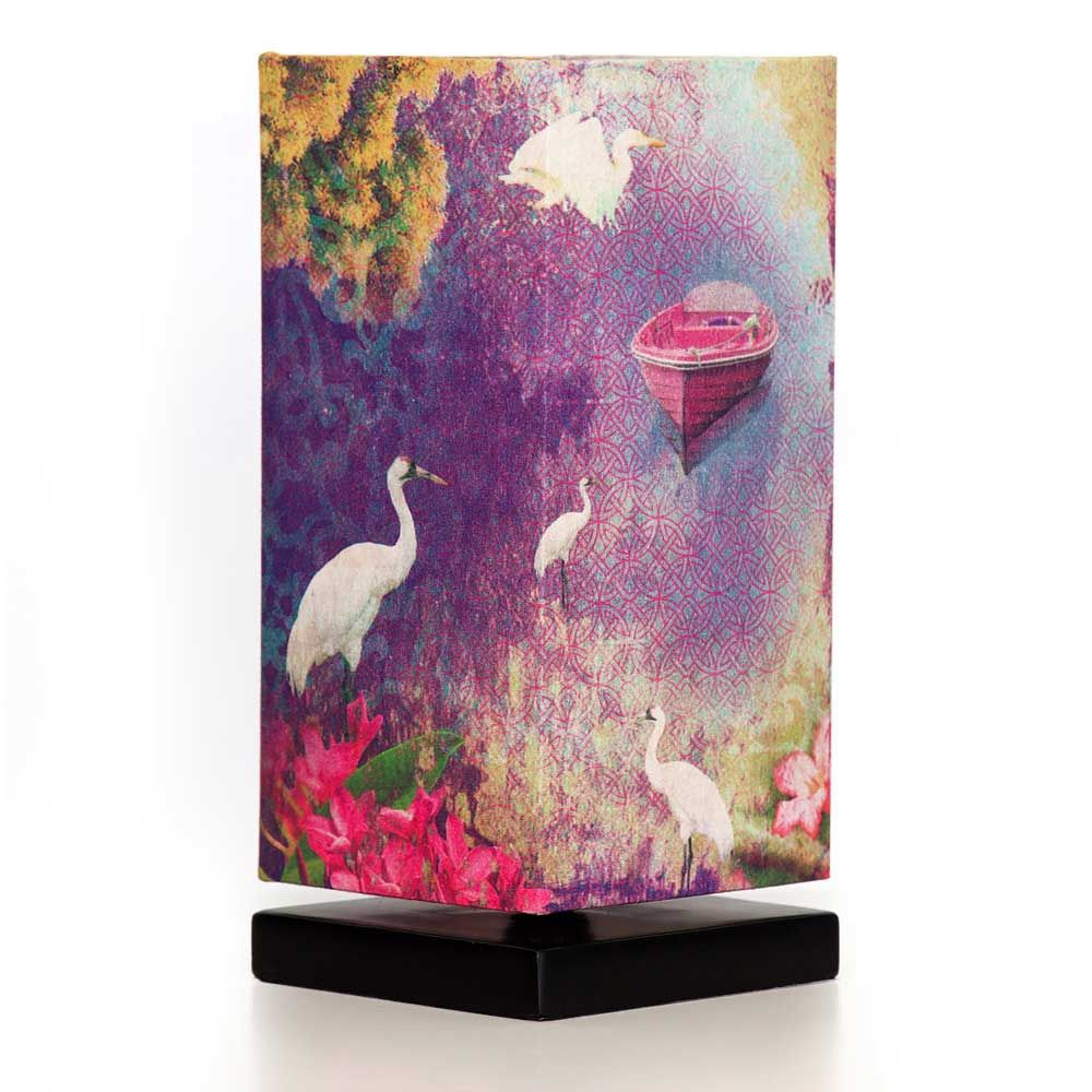 Dream Utopia Rectangle Table Lamp