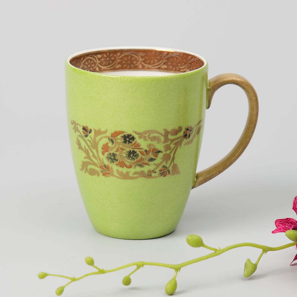 Brocade of Beauty Mug