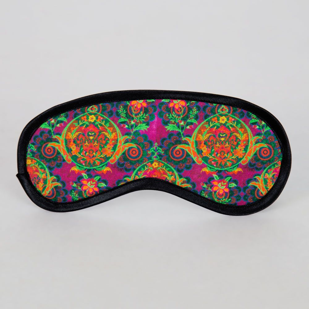 Vintage Treasure Eye Mask