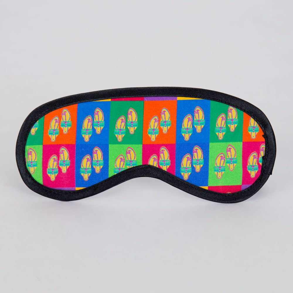 Toe tal Funk Eye Mask