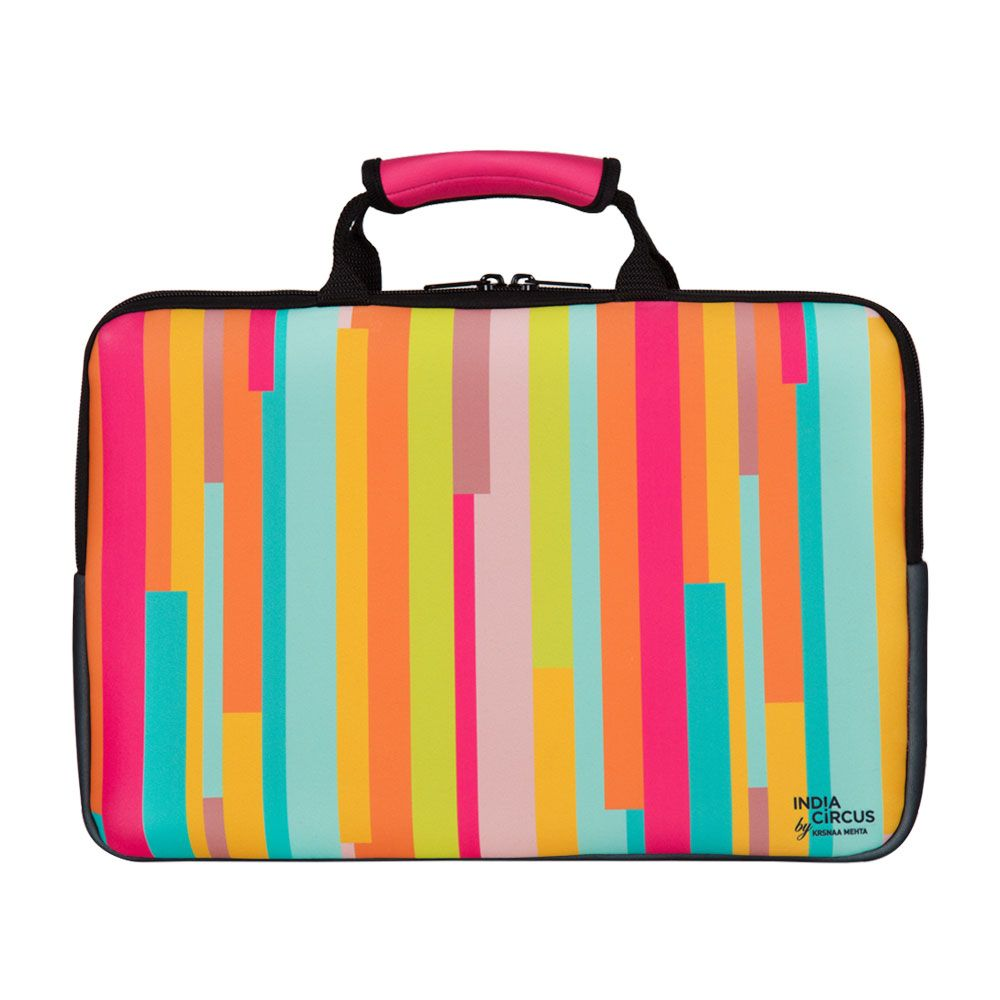 Life is a Blur Laptop Bag
