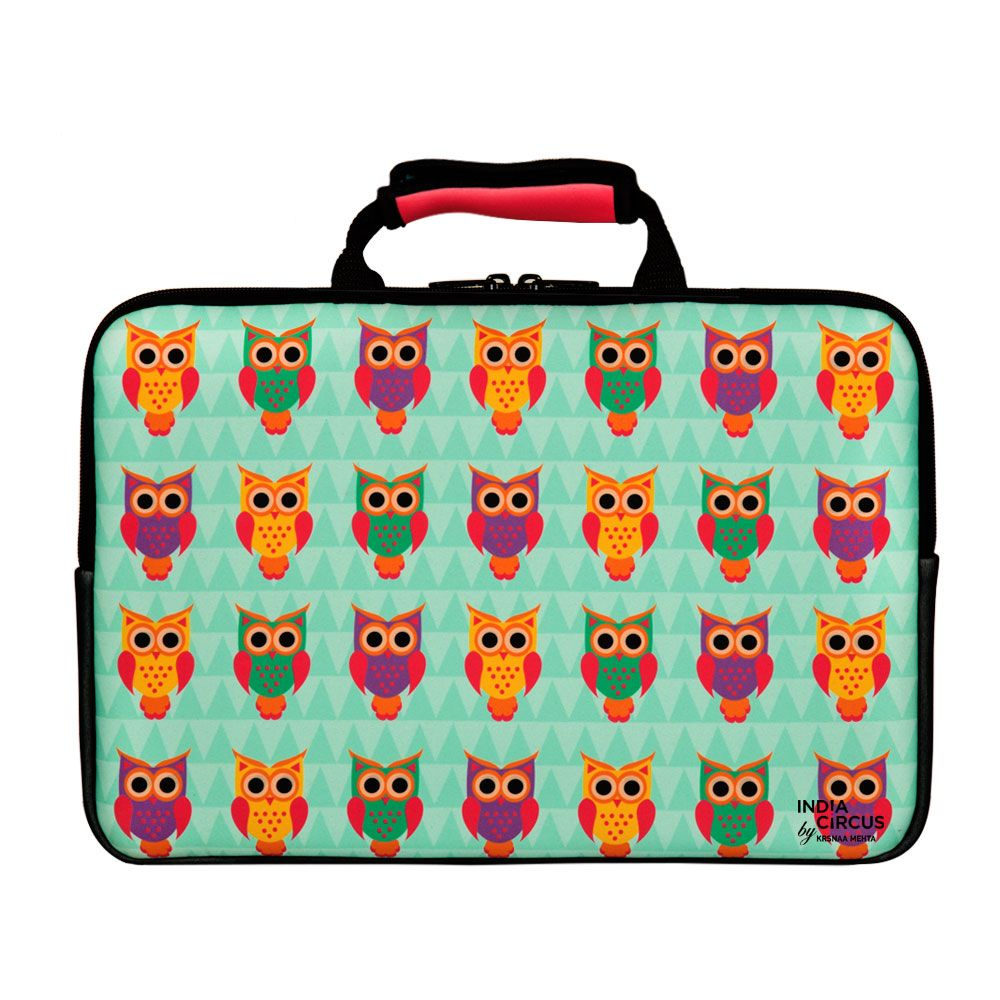 Disco Hedwig Laptop Bag