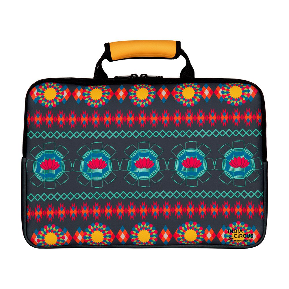 Hues of Mystery Laptop Bag