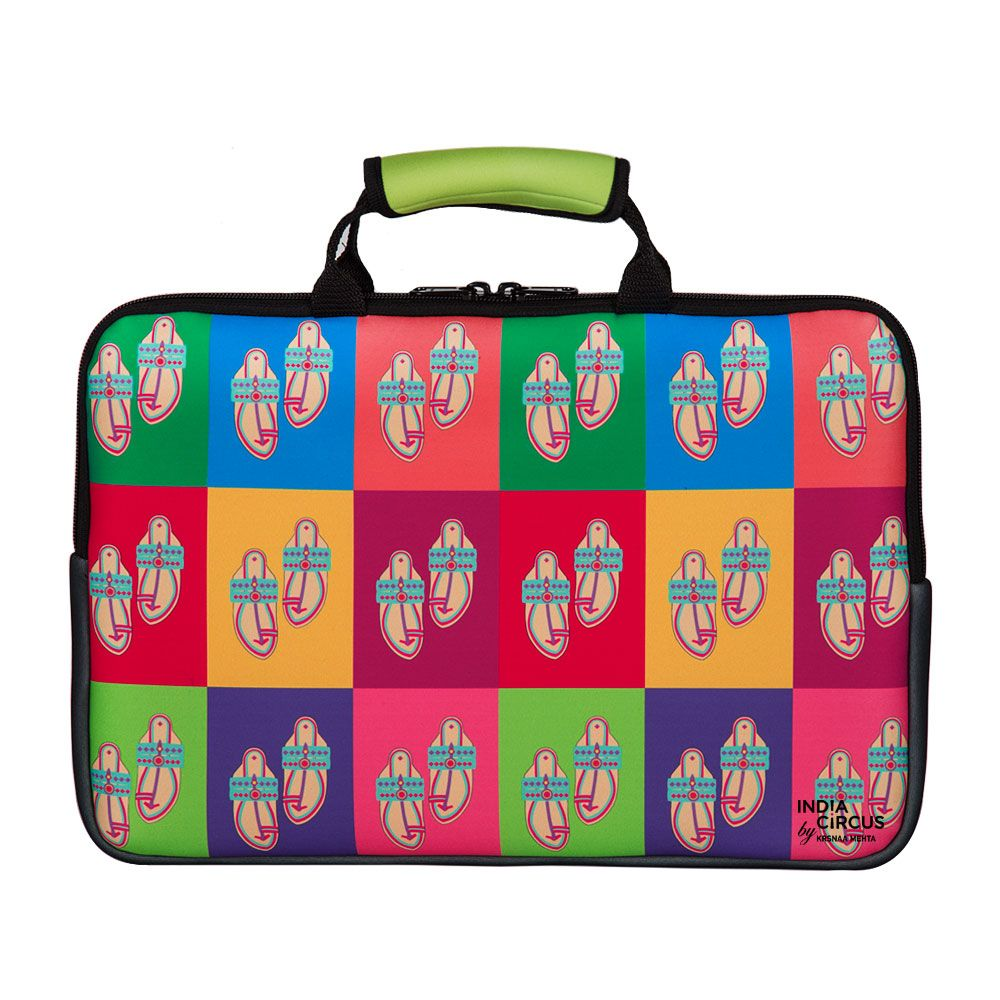 Toe-tal Funk Laptop Bag