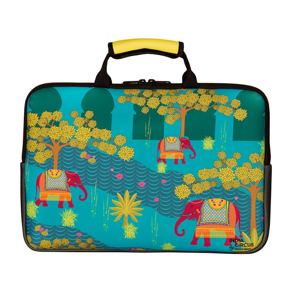Riding with Royalty Laptop Bag