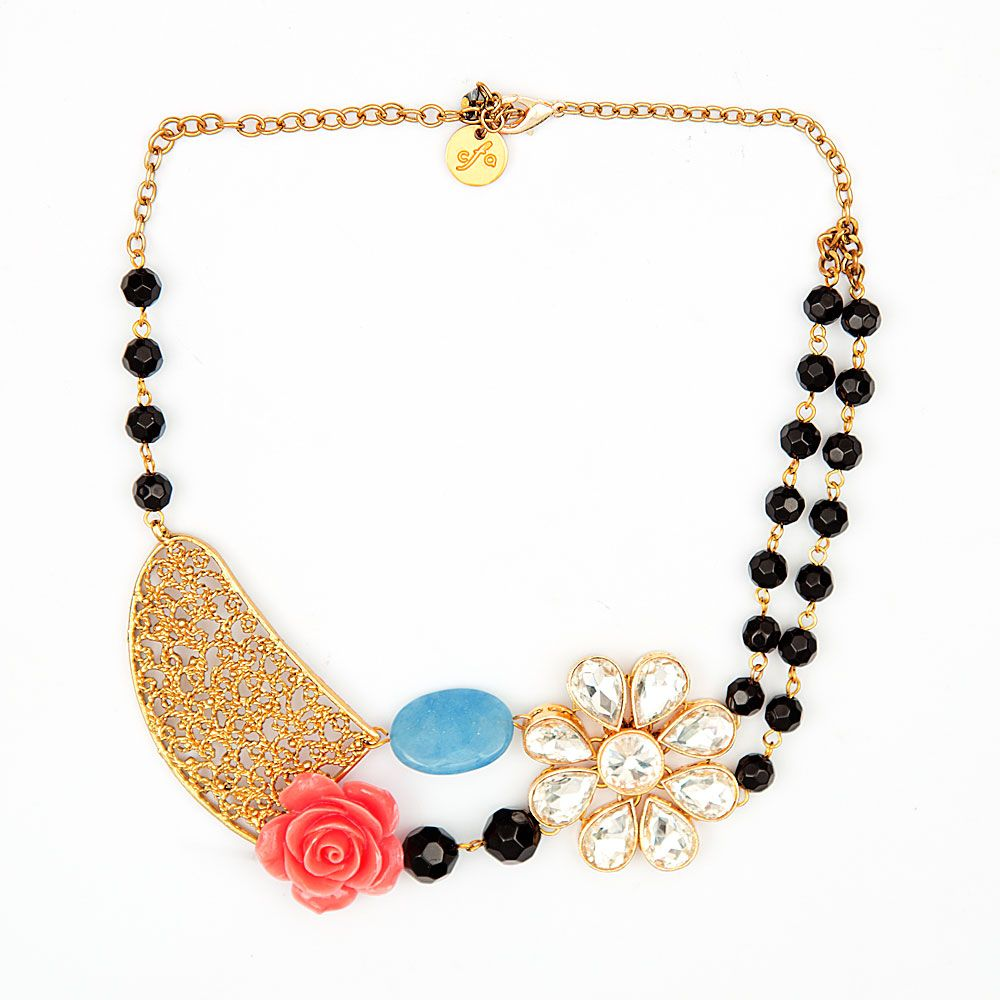 Palette of Pleasures Necklace