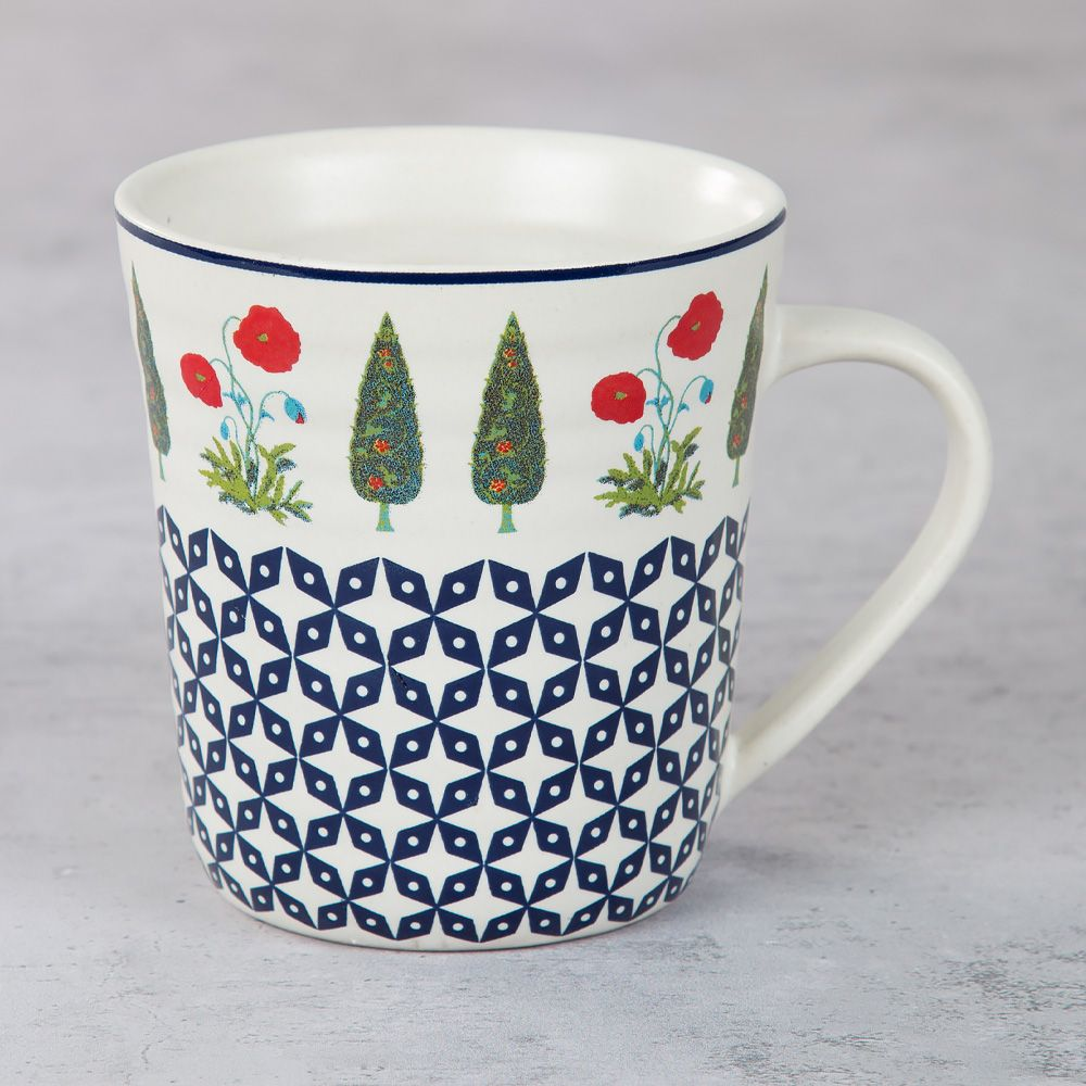 Flowers and Ferns Mug