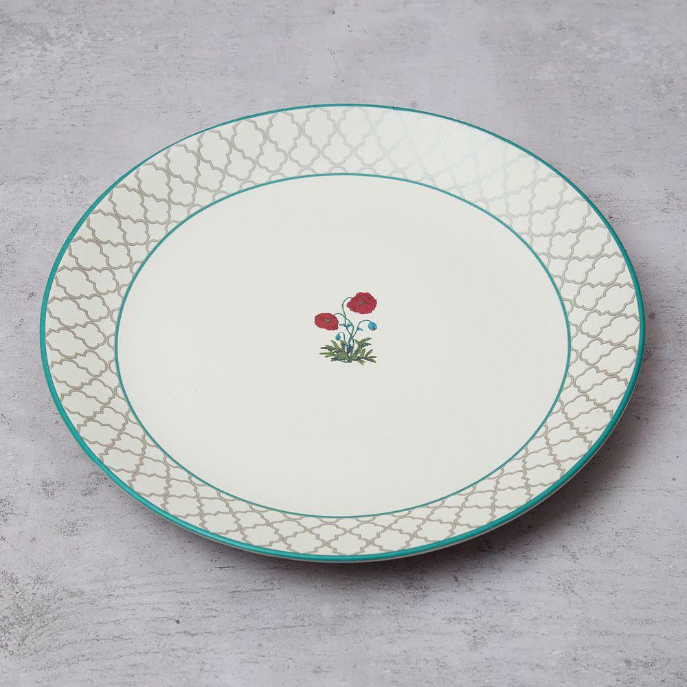 Floral Twinkles Dinner Plate
