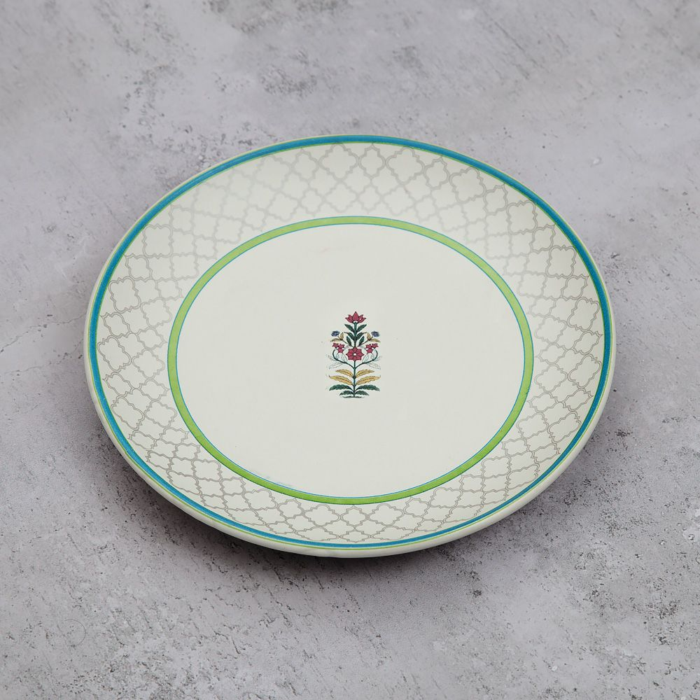 Garden of Eva Quarter Plate