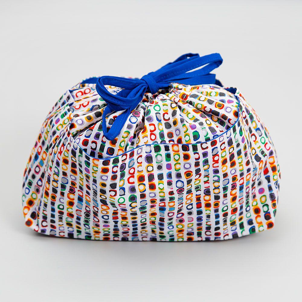 Opalescent Aura Handbag Organiser