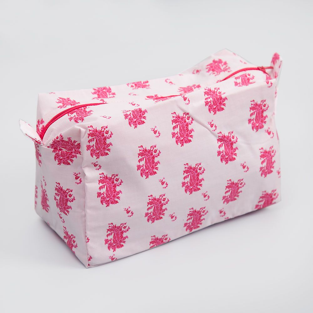 Field of Flora Toiletry Bag