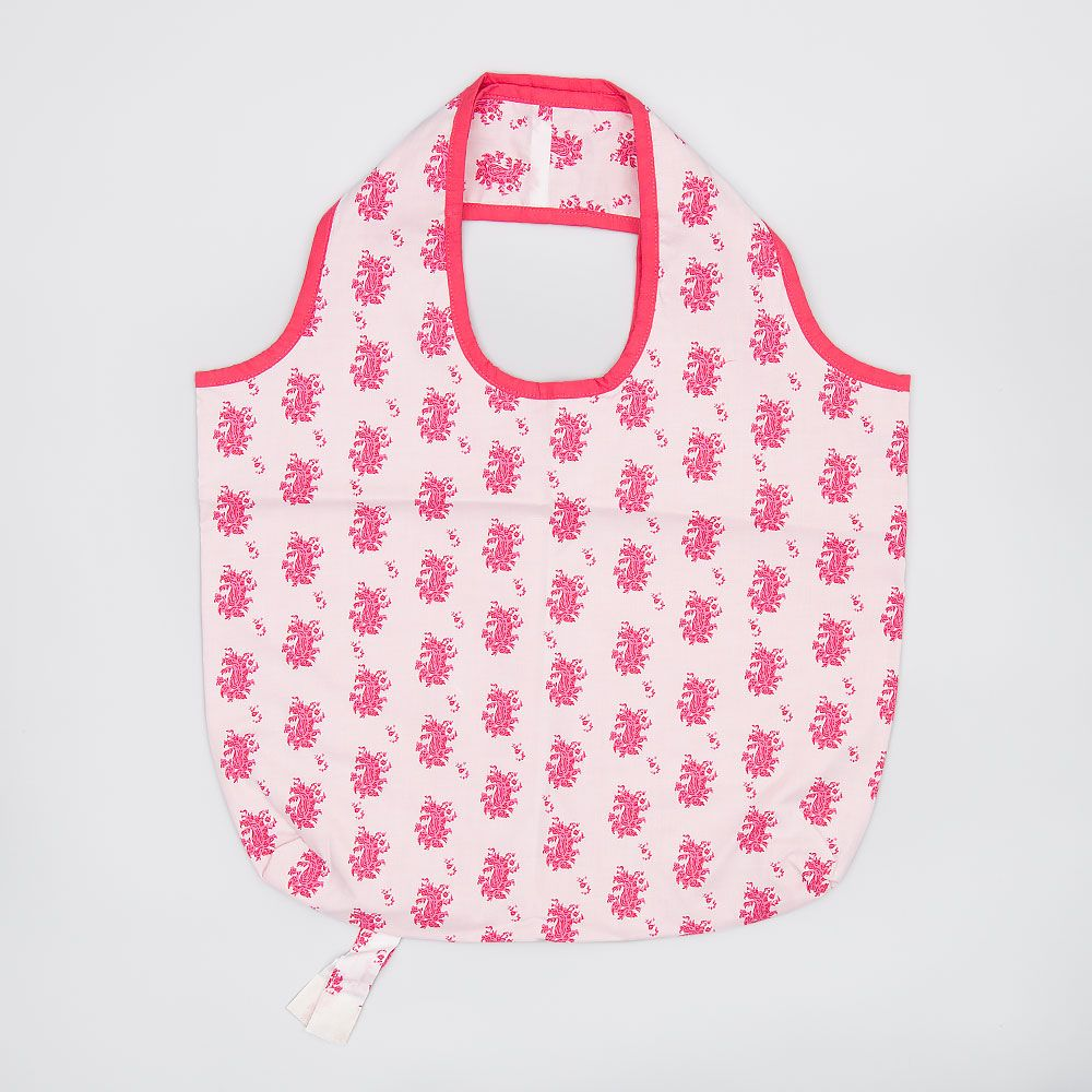 Field of Flora Tote Bag