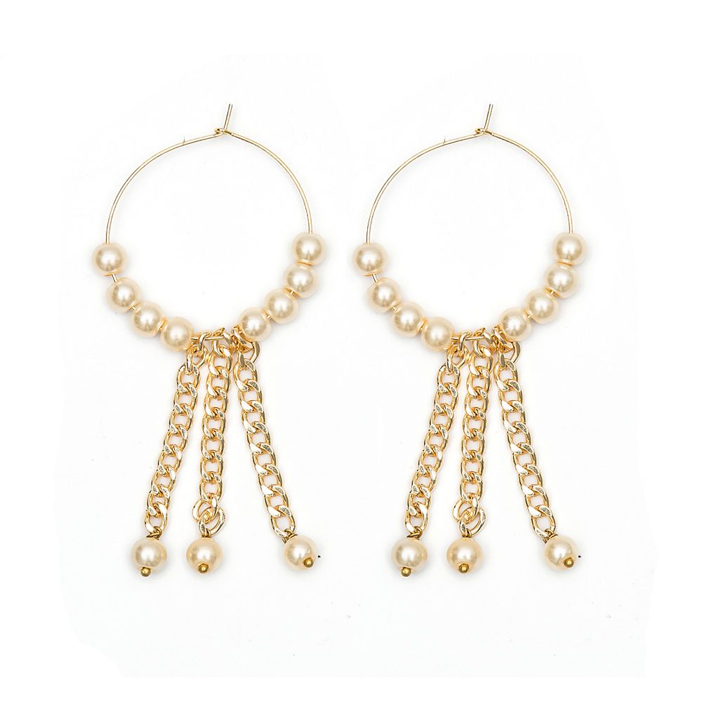 Pearly Pucker Earrings