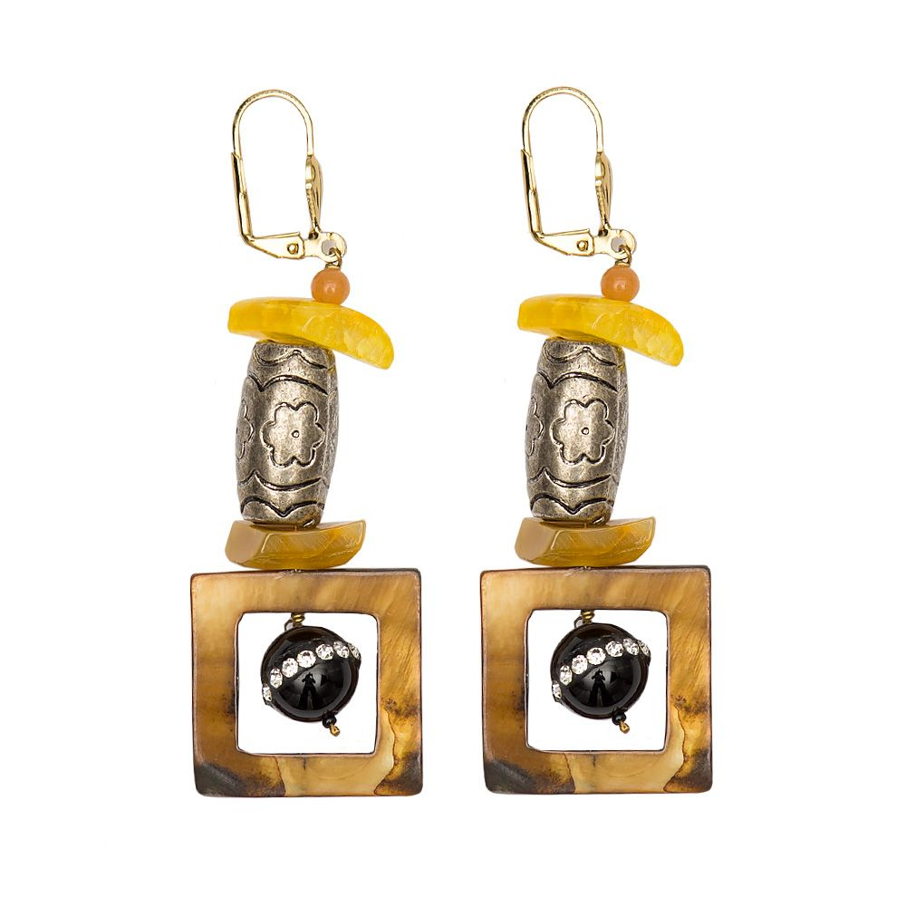 Locked Lacquers Earrings