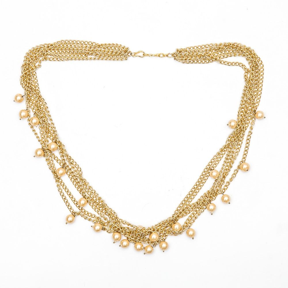 Golden Charisma Necklace