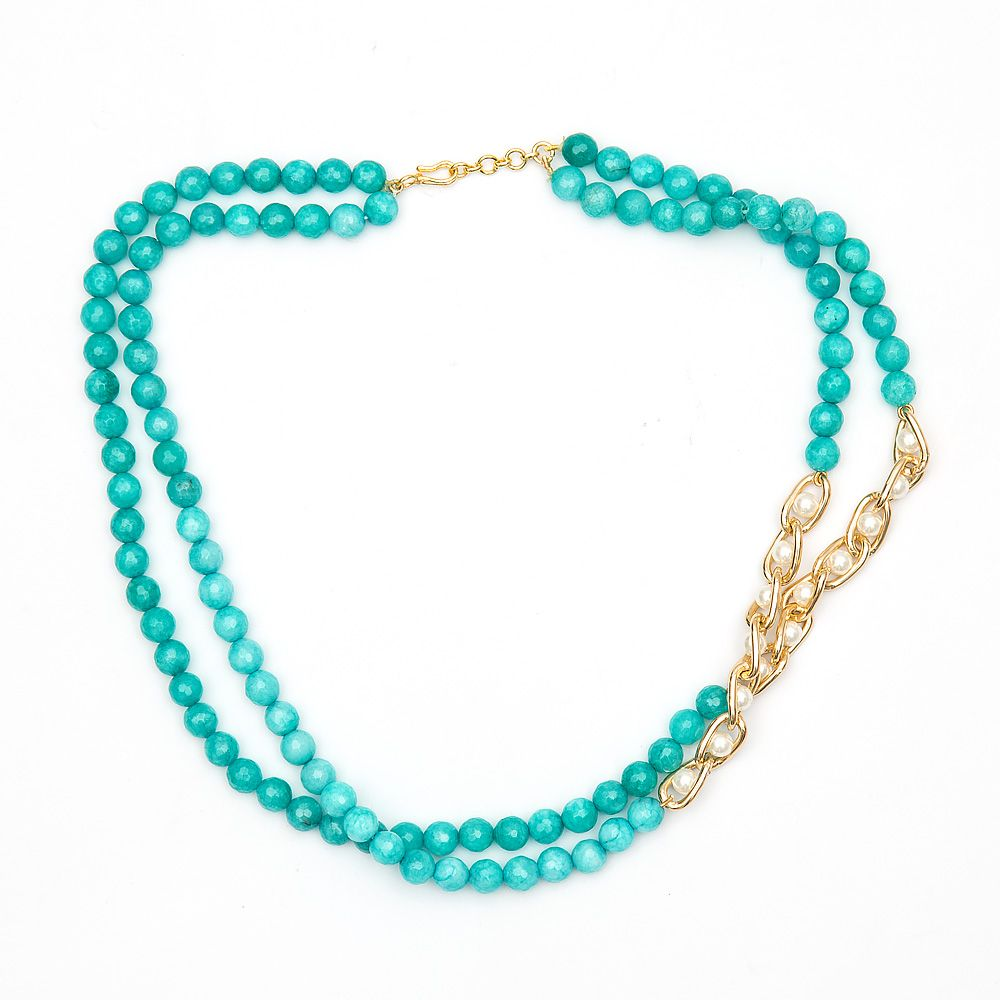 Aqua Passion Necklace