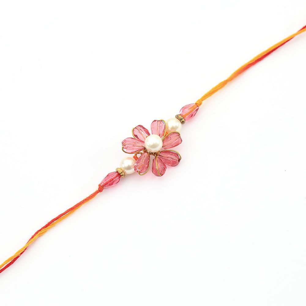 Lotus Love Chord Rakhi