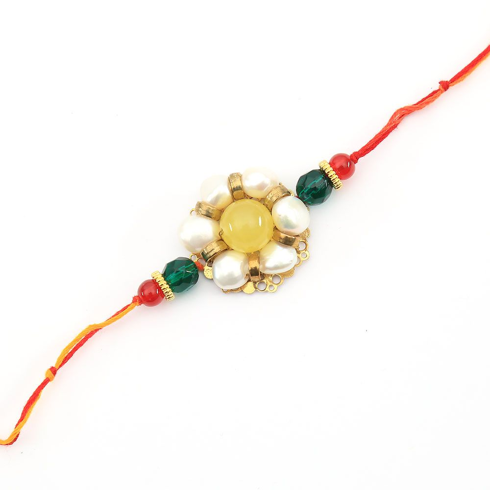 Thread of Faith Rakhi
