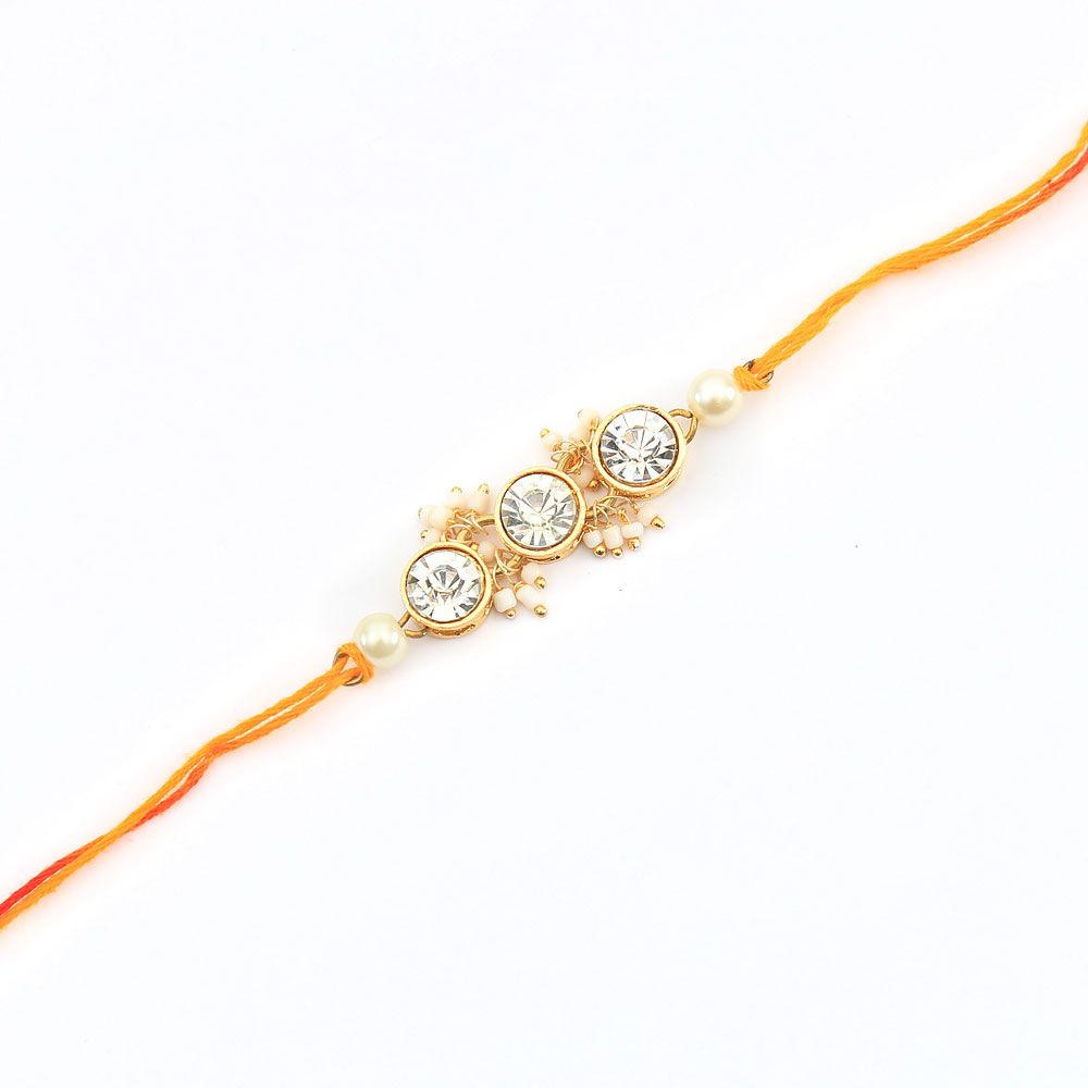 Yarn of Properity Rakhi