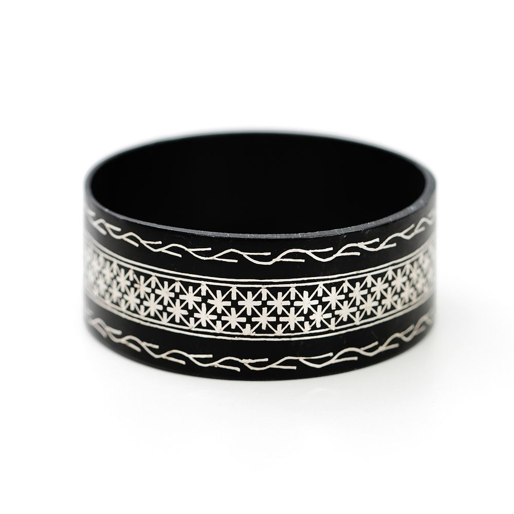 High Persian Tracery Bangle