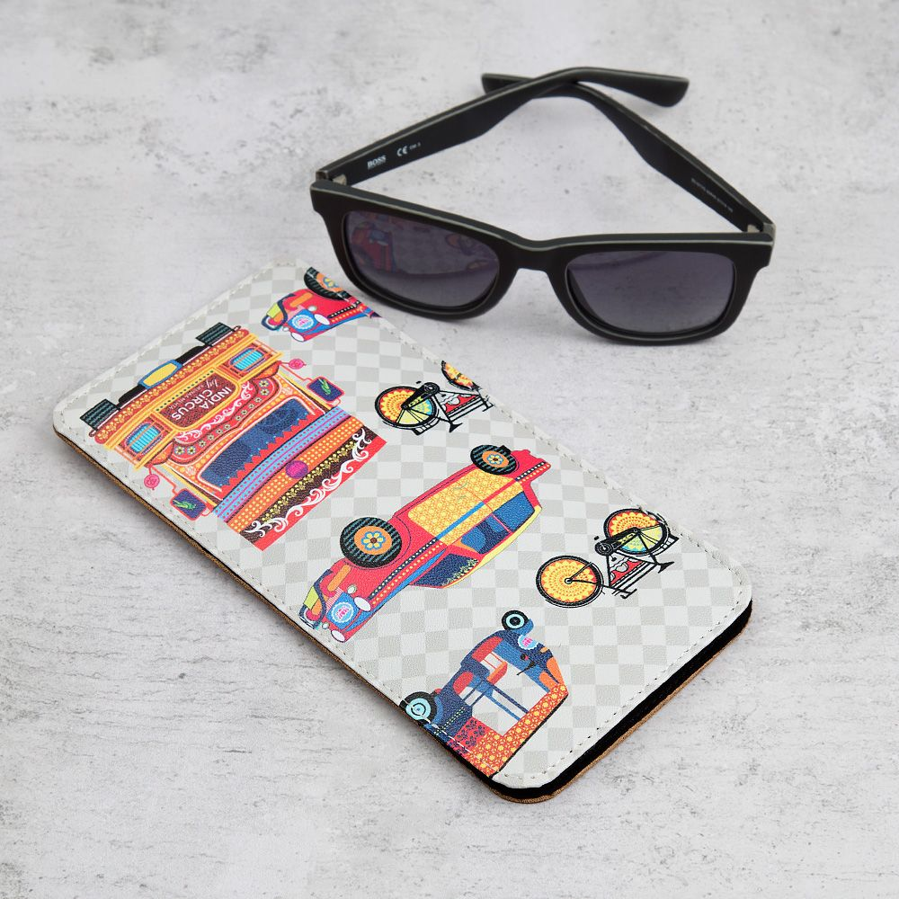Metropolitan Argyle Spectacle Case