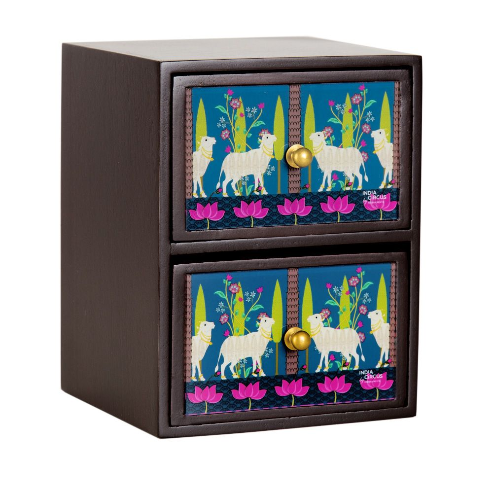 Herd of Arecacea Multi utility drawers