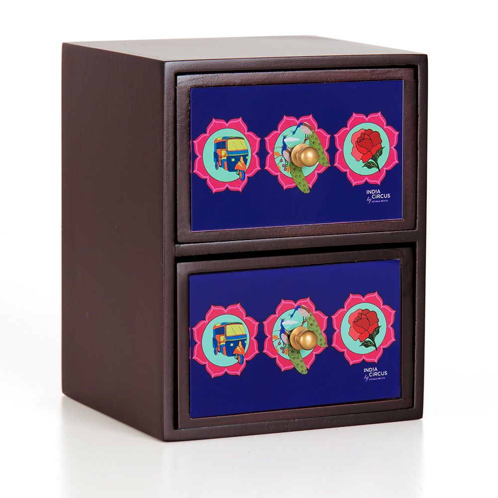 The Indian Influx Multi utility drawers