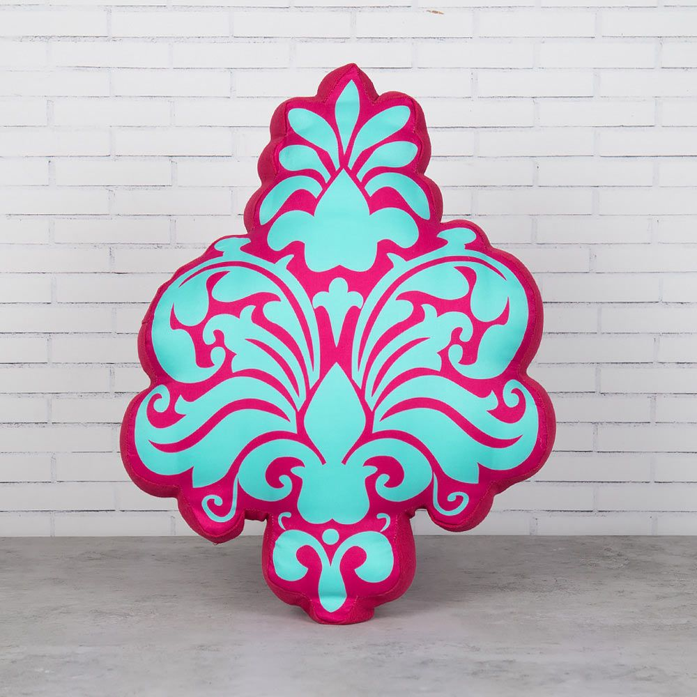 Floral Blossom Shaped Cushion