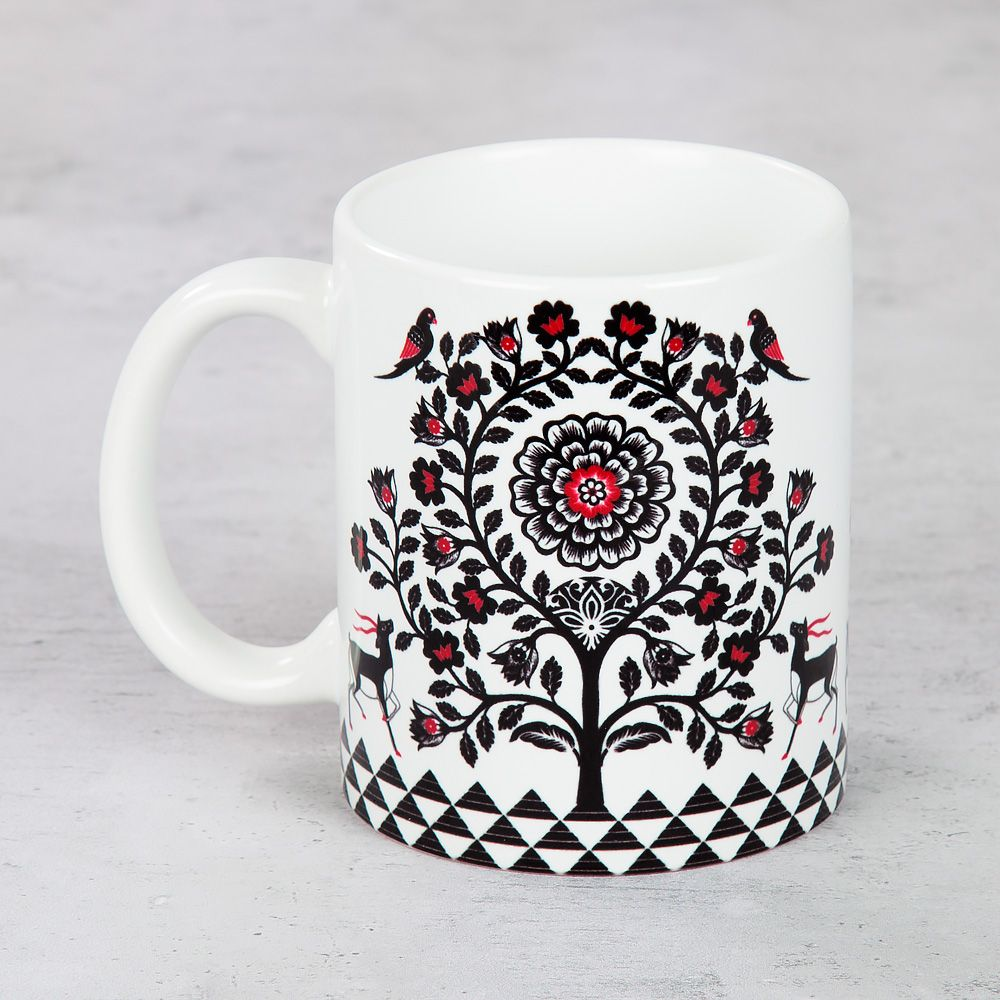Tree of Twin Spirits Mug